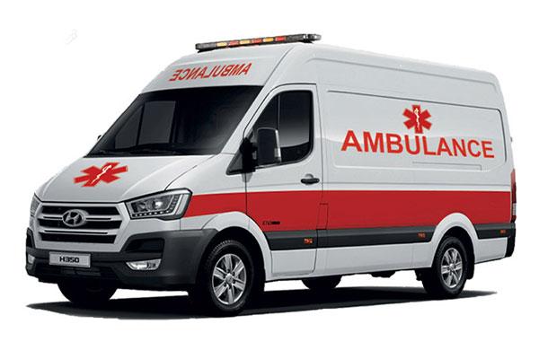 خودروی آمبولانس