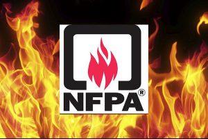 استاندارد های NFPA