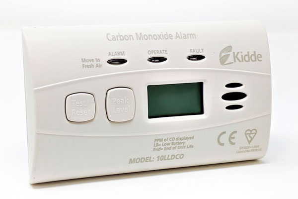 سنسور مونوکسید (carbon monoxide detector)
