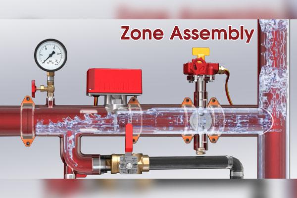 زون اسمبلی (Zone assembly) چیست ؟