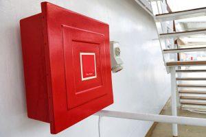 جعبه آتش نشانی فایرباکس
