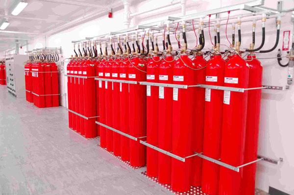 طراحی انواع سیستم اطفاء حریق