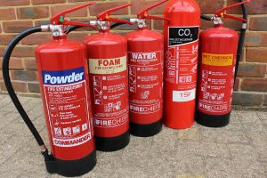 یونیت شارژ آتش نشانی