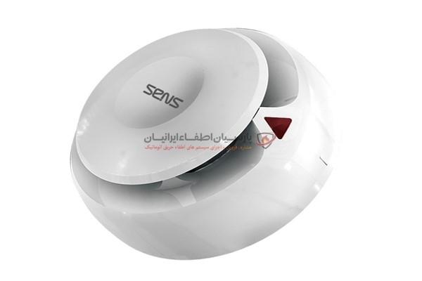 دتکتور دود نوری آدرس پذیر S6-ASD-300