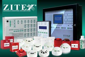 محصولات سیستم اعلام حریق متعارف آدرس پذیر زیتکس
